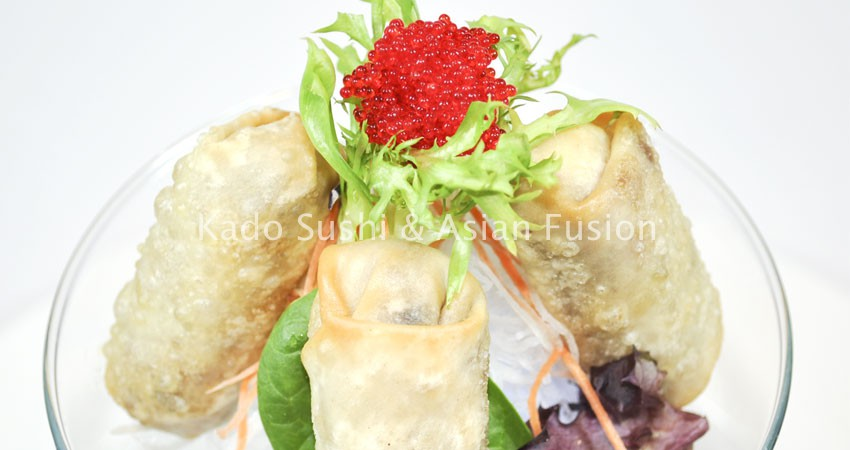 Duck-Spring-Roll